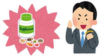 サプリメントを作った健康食品会社